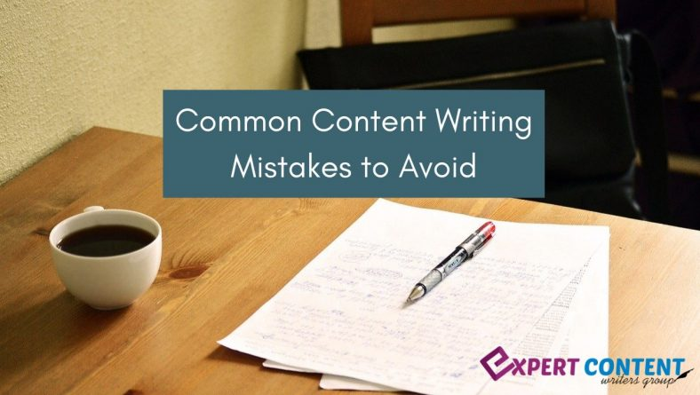 Mistakes To Avoid While Managing The Content For Your Business